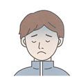 風邪をひいているときや、体調が悪いとき